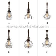 Edison Pendant Light Decorative Pendant Lighting Vintage Industrial Style Lights Edison
