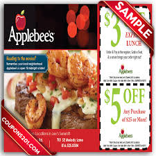 applebees coupons printable june 2015