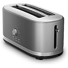 Usa Made Toaster Amazon Com Kitchenaid Kmt2116cu 2 Slice Slot Toaster With High