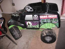 grave digger monster truck birthday party supplies party power wheels grave digger monster truck supplies u birthday