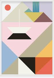 Geometric Designs Best 25 Geometric Poster Ideas On Pinterest Geometric Graphic