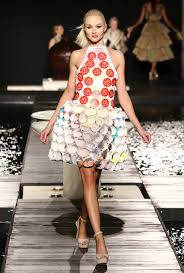 Fashion Design Schools In Florida Mcdonald U0027s Debuts A Fashion Line Made Out Of Its Trash