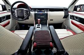 Range Rover Interior Trim Parts The Burberry Range Rover Sport