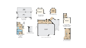 trevi floor plan at pebble pointe at the brooks in estero fl
