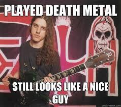 Metal Meme - pretty death metal meme kayak wallpaper