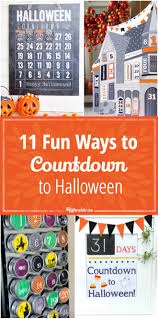 Printable Halloween Calendar 11 Fun Ways To Countdown To Halloween Tip Junkie