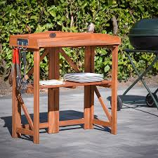 Bbq Tables Outdoor Furniture by Bbq Table U0026 Workstation