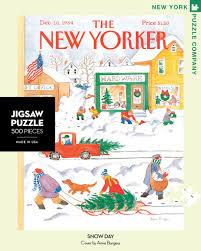 snow day u2013 new york puzzle company