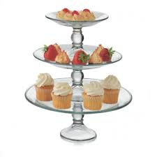 tiered cake stands 3 tier glass stand mtb event rentals