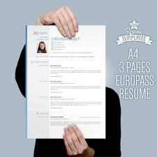 template curriculum vitae creative creative federal a 4 resume template curriculum vitae europass