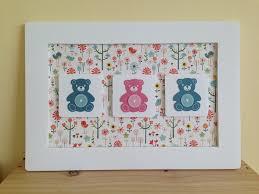 cadre ourson chambre bébé enchanteur cadre déco chambre bébé et tableau cadre ourson et