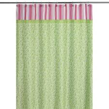 Pink Green Shower Curtain Buy Pink Green Shower Curtains From Bed Bath Beyond