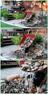 Diy Patio Fountain Best 25 Diy Water Fountain Ideas On Pinterest Patio Water