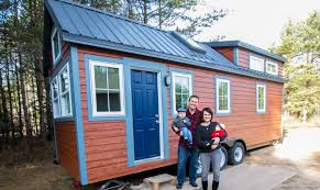 Four Lights Tiny House Family Of Four Tiny House With All The Bells And Whistles Youtube