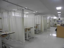 hospital curtains picture cubicle and track used track hospital