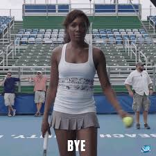 Tennis Memes - celebrities sports gif by shaliwyn find download on gifer