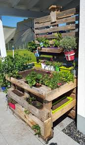 Pallets Garden Ideas Futuristic Pallet Garden Ideas 87 Including Home Models With