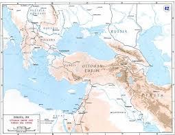 Ottoman Empire World War 1 File Map Of Ottoman Rail Network In World War I Jpg Wikimedia