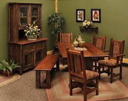 rustic dining room sets best 25 rustic dining room sets ideas on dining room