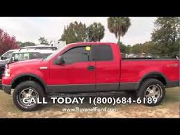 f150 ford trucks for sale 4x4 2004 ford f 150 fx4 supercab 4x4 review charleston truck