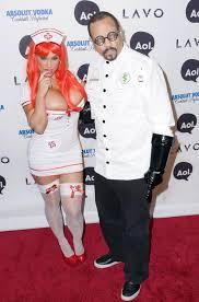 jimmy johnson halloween costume showbiz best celebrity halloween costumes 2012 in pictures