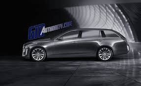 cadillac cts sports wagon cadillac cts wagon rendered gm authority