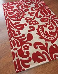 Red Black White Area Rugs Red And White Area Rugs Roselawnlutheran