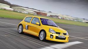 Hammond U0027s Icons Renaultsport Clio V6 Top Gear