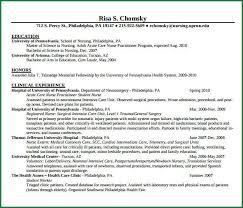 Nurse Practitioner Resume Sample by 5 Registered Nurse Resumes Applicationsformat Info