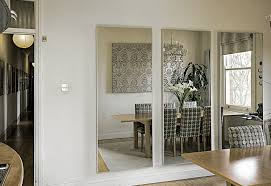 Modern Mirrors For Dining Room Apartments Modern Interior Dining Room Decorating Ideas With