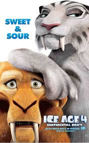 ice age continental drift 5 13 extra large movie poster