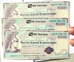 American express travellers cheques do they expire
