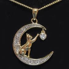 gold cat pendant necklace images Best gold cat pendant photos 2017 blue maize jpg