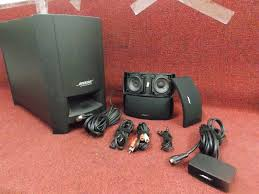 bose cinemate 3 2 1 home theater system bose cinemate series ii digital home theater speaker system w