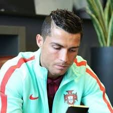 hair style and gap between chin and ear lobe 50 athletic cristiano ronaldo hairstyles men hairstyles world