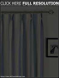 Blue Ticking Curtains Navy Blue Ticking Stripe Shower Curtain Curtain Gallery Images