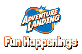 adventure landing easter egg hunts raise money for local charities