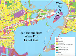 Galveston Map Expert Warns Of Risk Hurricanes Pose To Houston Area Superfund