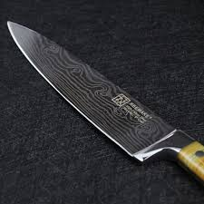 high carbon steel kitchen knives sunnecko 8 inch high carbon steel chef knife made shell