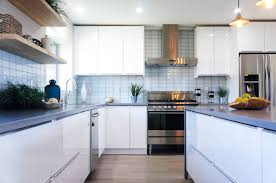 high gloss white kitchen cabinets how to design the kitchen white gloss cabinets