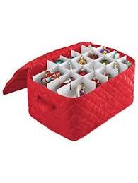 found it at wayfair ornament organizer storage bin http www