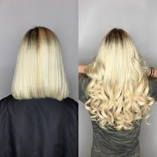 hair extension salon hair extensions miami by best salon great lengths salon
