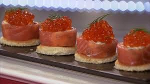 canap au saumon fum et mascarpone recette de bouchées de saumon fumé au mascarpone et citron vert