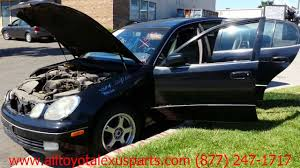 used 2001 lexus gs300 for sale lexus gs 300 1998 car for parts youtube