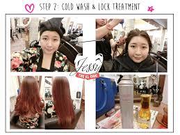hair ultrasonic premium treatment number76 bangsar 1 jessy