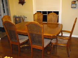 Sklar Peppler Oak Dining Room Set With Matching Hutch Stittsville - Oak dining room sets with hutch