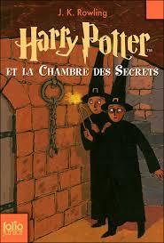 harry potter chambre des secrets harry potter et la chambre des secrets de j k rowling livraddict