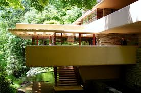Frank Lloyd Wright Falling Water Interior Behind Fallingwater How Pa Became Home To One Of Frank Lloyd