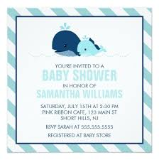 whale baby shower invitations and baby whale baby shower invitation ladyprints