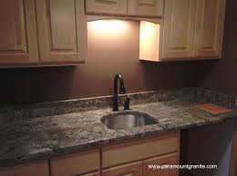 Kitchen Cabinets With Sink Furniture Oak Kitchen Cabinets With Dark Silestone Vs Granite And